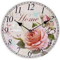 Часы настенные Home Ø29см