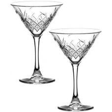 Набор 12 фужеров Pasabahce Timeless для мартини 230мл (мартинки)