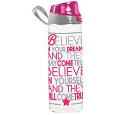 Бутылка спортивная Herevin Believe 750мл с петлей для переноса