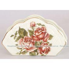 "Подставка для салфеток Cream Rose ""Корейская Роза"""