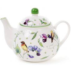 Чайник заварочный фарфоровый Кантри 900мл