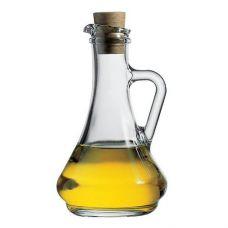 Емкость для масла Olivia 260мл с пробкой