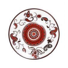 Десертная тарелка Орнамент Ø17.5см мелкая