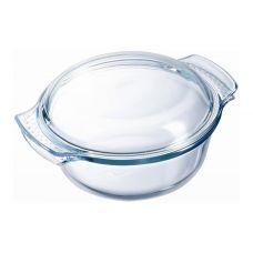 Кастрюля Pyrex Classіc Easy Grіp 1.5л, жаропрочное стекло