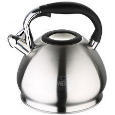 Чайник Wellberg Ergoria 4.5л со свистком