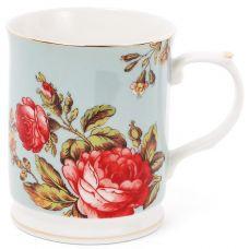 Кружка (чашка) Golden Iris Тереза фарфоровая 400мл