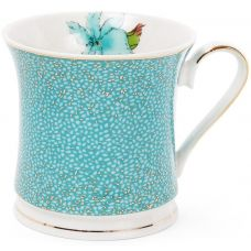 Кружка (чашка) Golden Iris Голубой ирис 375мл