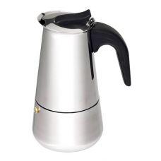 Гейзерная кофеварка Empire Stainless Steel 300мл на 6 чашек
