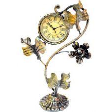 Часы настольные Flower 40x26см