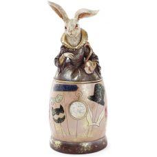 Фигурка-шкатулка декоративная Кролик 14х14х33см