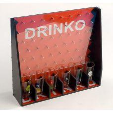 Игра настольная Drinko 28x7x25.5см (в наборе 6 стопок)