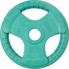 Диск для олимпийской штанги Sportop 10 кг