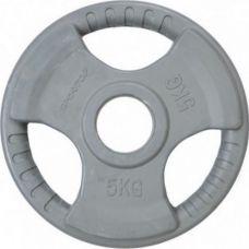 Диск для олимпийской штанги Sportop 5 кг
