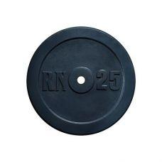 Диск 25 кг на гриф диаметром 25 мм