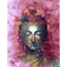 Картина по номера. Индийский бог в коробке