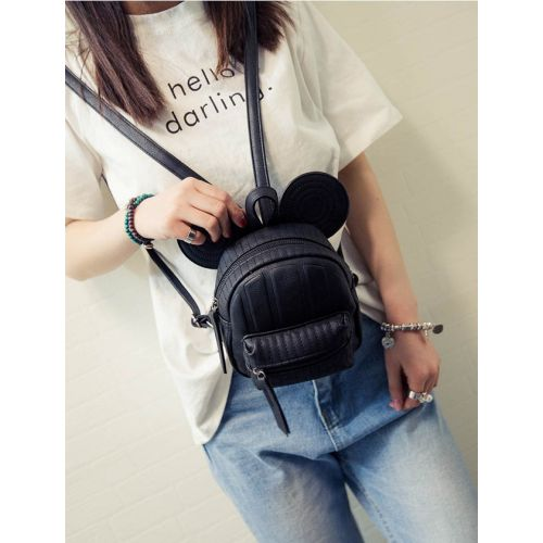 fce376f85dd3 Маленький рюкзак с ушками черный Китай Рюкзаки Галантерея купить ...