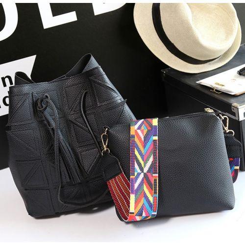 21fd37996115 Черная вместительная женская сумка Китай Сумки кожаные Галантерея ...