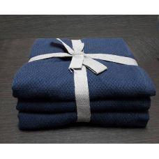 Набор кухонных полотенец 50*70 Vega (синий)