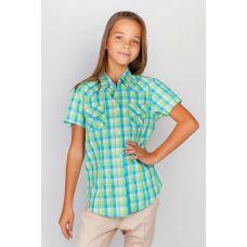 Рубашка женская 554KC001 junior