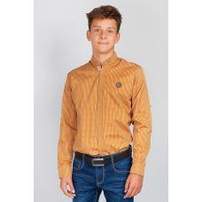 Рубашка №222F041 junior