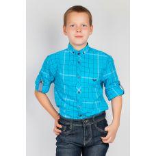Рубашка №333F001 junior