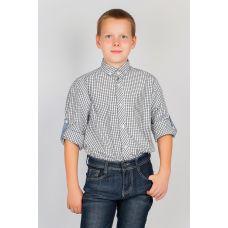Рубашка №333F005 junior