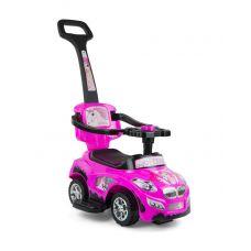 801 Машинка-каталка Happy ТМ Milly Mally (розовый(Pink))