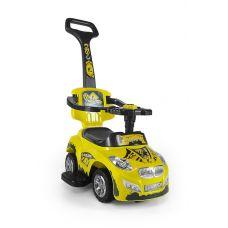 801 Машинка-каталка Happy ТМ Milly Mally (желтый(Yellow))