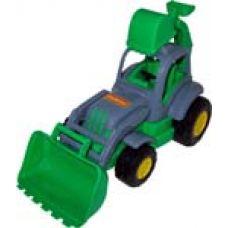 44785 Трактор-экскаватор Крепыш