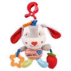 P/1126-DA00 Плюшевий кролик