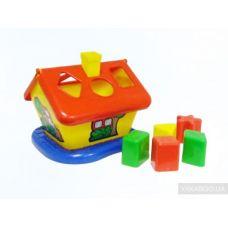 3354 Садовый домик (в сеточке)