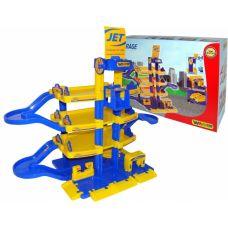40213 Набор Паркинг JET 4-х уровневый /в коробке/