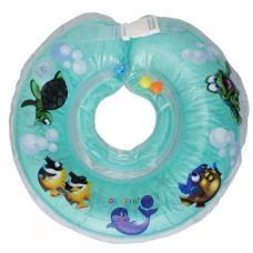 Круг для купання дітей Дельфін бірюза