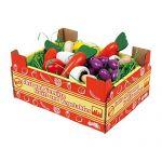 Деревяні овочі в коробці 1756 Legler 3+