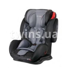 Автокресло COLETTO Sportivo ONLY 9-36 grey