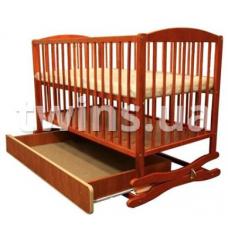 Ліжко KLUPS RADEK II колиска/шуфл тік