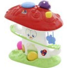 47892 Развивающая игрушка Забавный гриб /в сеточке/