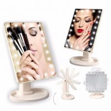 "Зеркало для макияжа с подсветкой ""Large LED Mirror"" (USB)"