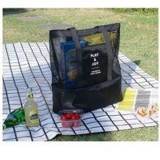 Летняя сумка для пляжа Play&Joy (термосумка)